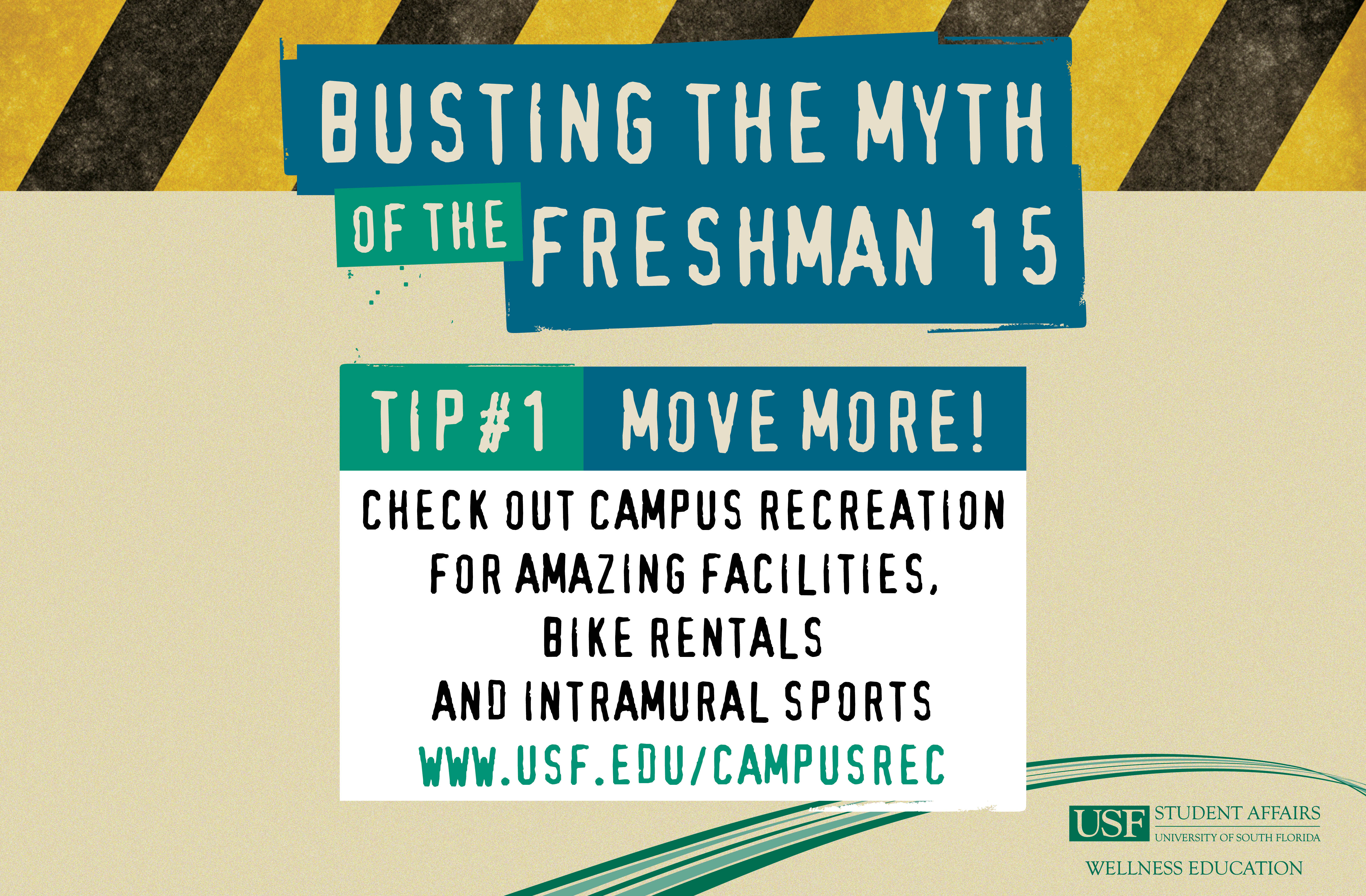 bust the freshman myth tips for healthy eating habits be well mythfreshman15 welltv 1